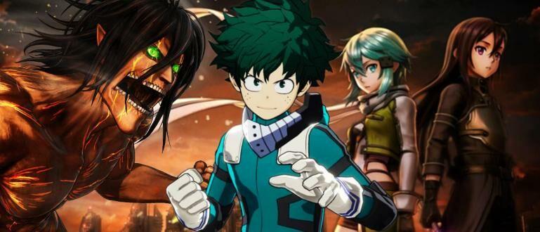 40 Gambar  Anime  Keren 2019 Wajib Kamu Koleksi