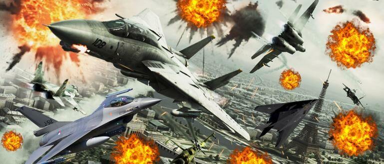 Top 20 Game Pesawat Tempur Terbaik di Android PC ...