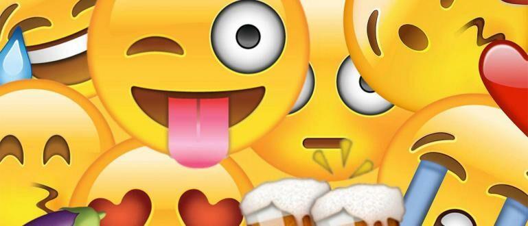 150 Arti Semua Emoji Terlengkap Jangan Sampai Keliru Pake