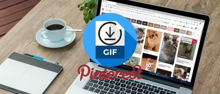 Cara Mudah Download Gif Dari Pinterest Di Pc Dan Hp Jalantikus Com