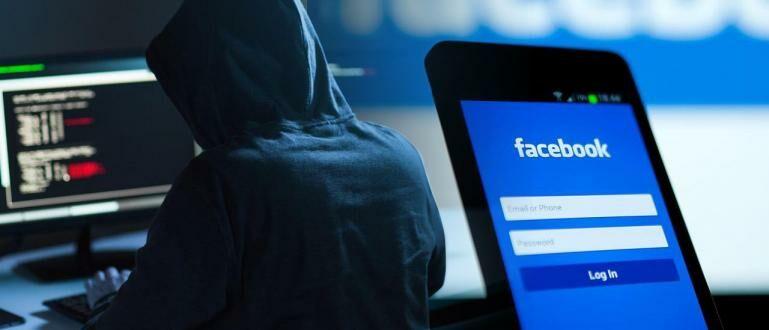 Cara Hack Akun Facebook (FB) Orang Lain | Update 2019