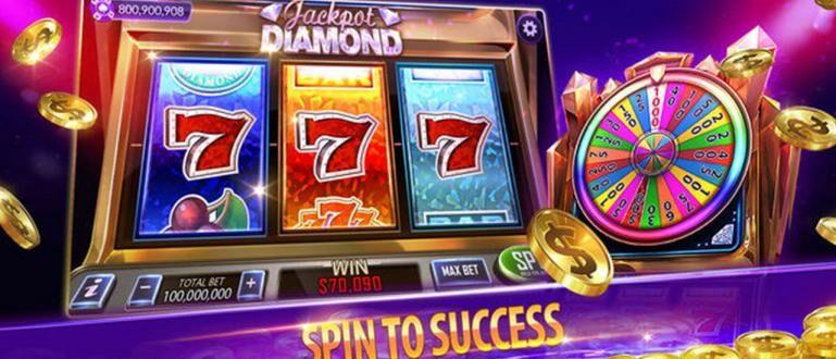 Permainan Casino Slot Online di Android