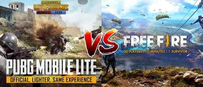 PUBG Mobile Lite vs Free Fire, Mana yang Lebih Asyik untuk