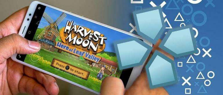 Cara Download Game PPSSPP/PSP ISO di Android Terbaru 2020!