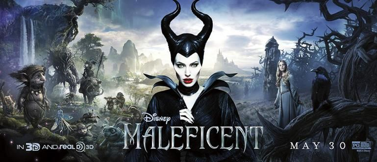 Nonton Film Maleficent (2014) Full Movie - JalanTikus.com