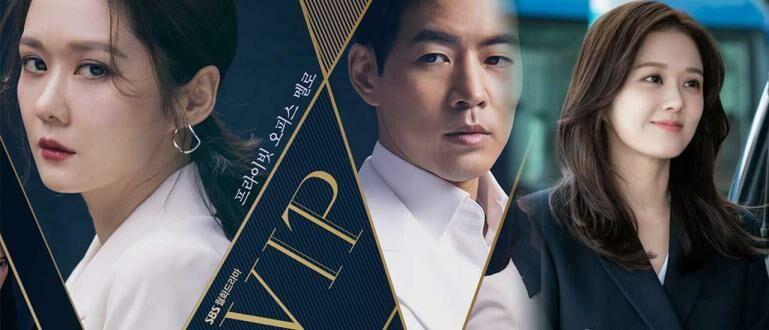 Nonton Drama Korea VIP (2019) Sub Indo Full Episode ...