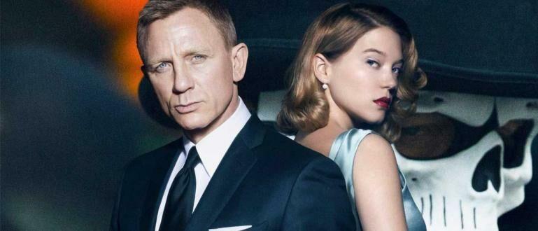 Nonton Film James Bond: Spectre (2015) Sub Indo | Jalantikus