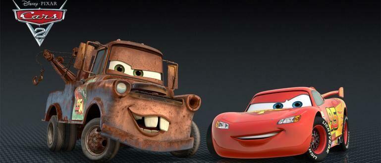 Nonton Film Cars 2 (2011) Full Movie - JalanTikus.com