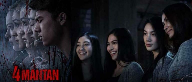 Nonton Film 4 Mantan (2020), Full Movie - JalanTikus.com