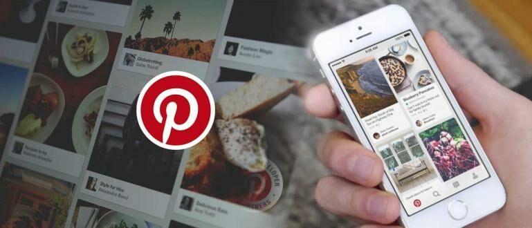 3 Cara Download Gambar di Pinterest dari HP dan Laptop ...