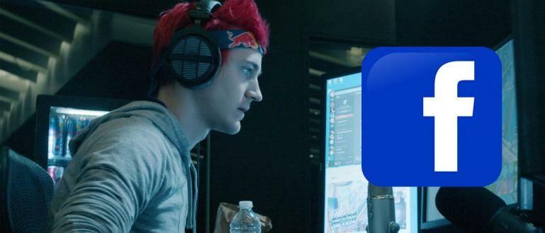 Cara Live Streaming Game di Facebook 2020 (HP dan PC ...
