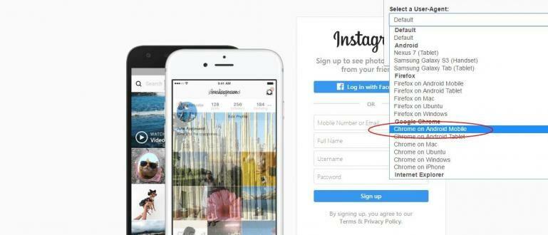 Cara Posting Instagram di PC (Foto, Video, IG Story, IGTV ...