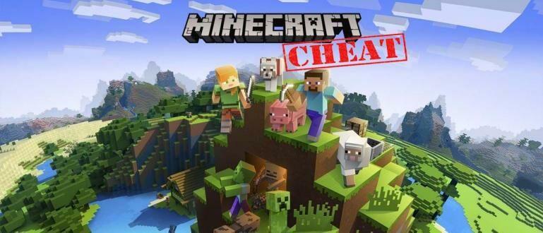 Cara & Kode Cheat Minecraft Terlengkap 2020, Atur Sepuasnya!