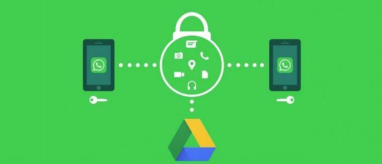 Cara Melihat Backup Whatsapp Di Google Drive Gampang Jalantikus