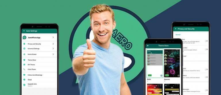 Download WhatsApp Aero v10.0.2 APK Terbaru, Bisa Kirim Video Full!