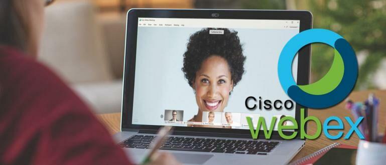 Cara Menggunakan Webex di HP dan Laptop Terbaru 2020 ...