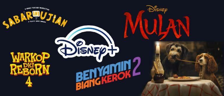 Disney Plus September