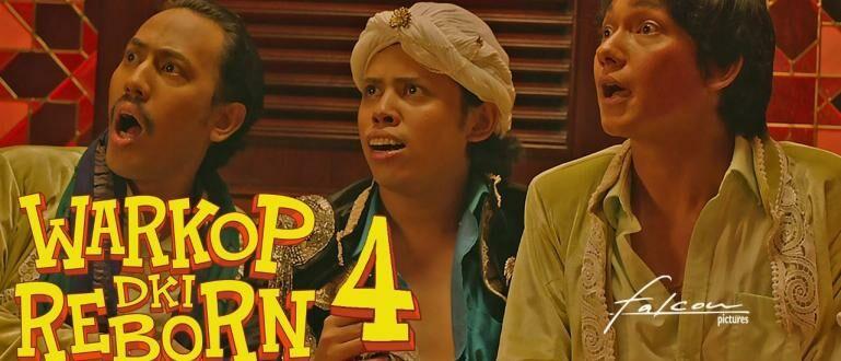warkop dki reborn 3 full movie