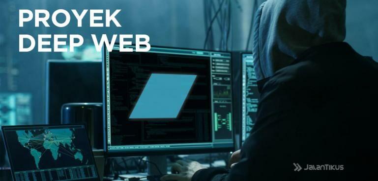 Ada Genosida Online? Ini 7 Proyek Teknologi Terlarang di Deep Web
