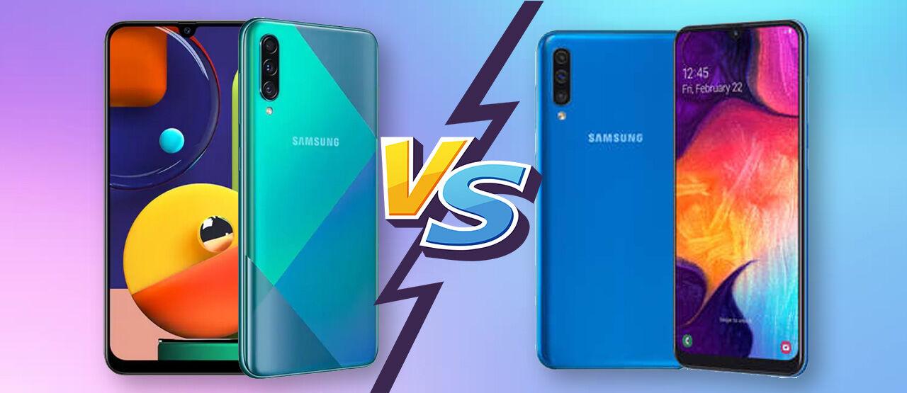 Perbedaan Samsung A50 A50s Banner 18311