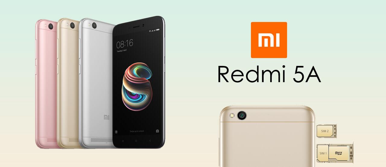 Xiaomi Redmi 5A Harga Dan Spesifikasi Terbaru D5025