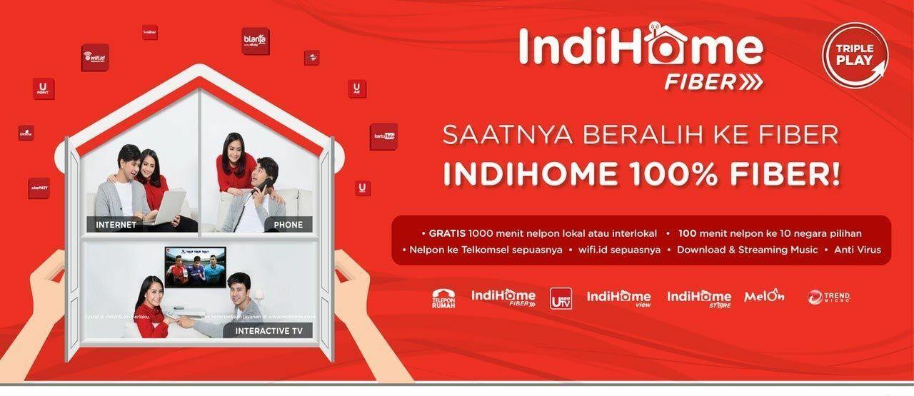 Daftar Harga Paket Internet Indihome Terbaru 2021 Murah Komplit 112ce 70688