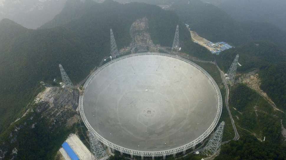 Teleskop Pemburu Alien Terbesar di Bumi Mulai Beroperasi