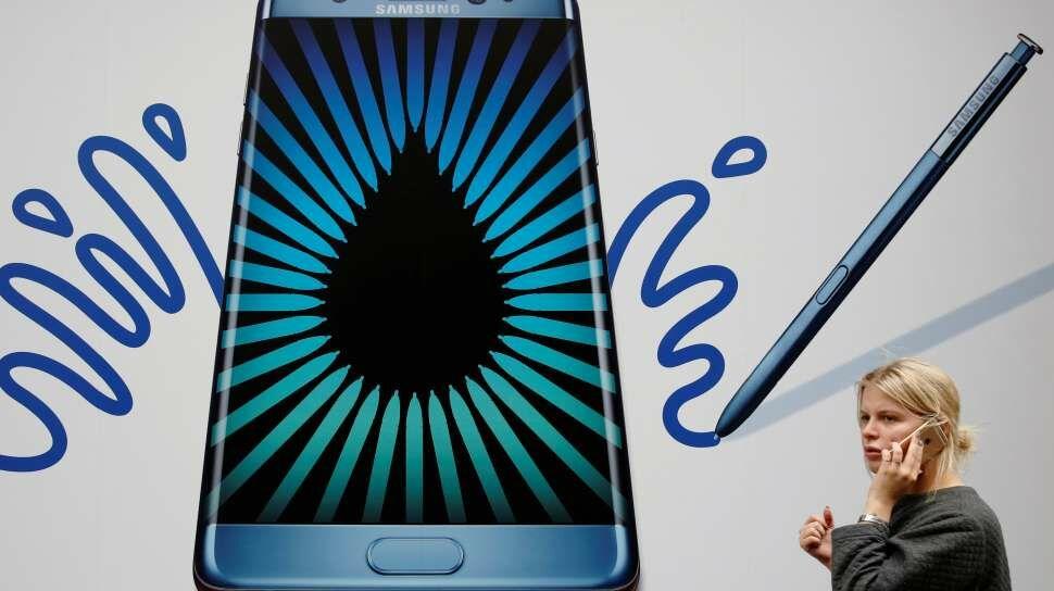 Samsung: Sejuta Galaxy Note 7 Baru Sudah di Tangan Pelanggan
