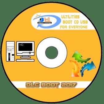 DLC Boot - Memperbaiki Komputer Rusak
