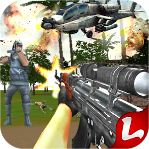 Modern Army Commando Shooter:2