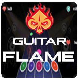Guitar Flame