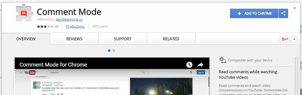 cara-nonton-youtube-sambil-baca-komentar-1